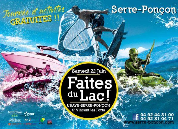 Affiche Faites du Lac 2019