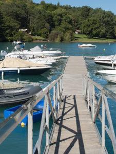 Les ports et pontons