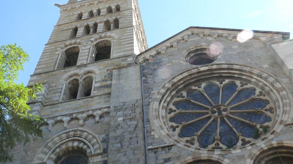 Serre-Ponçon - Cathedrale Embrun - ©OTSP