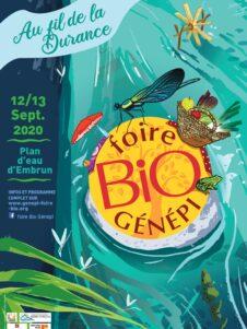 FOIRE BIO GENEPI 2020