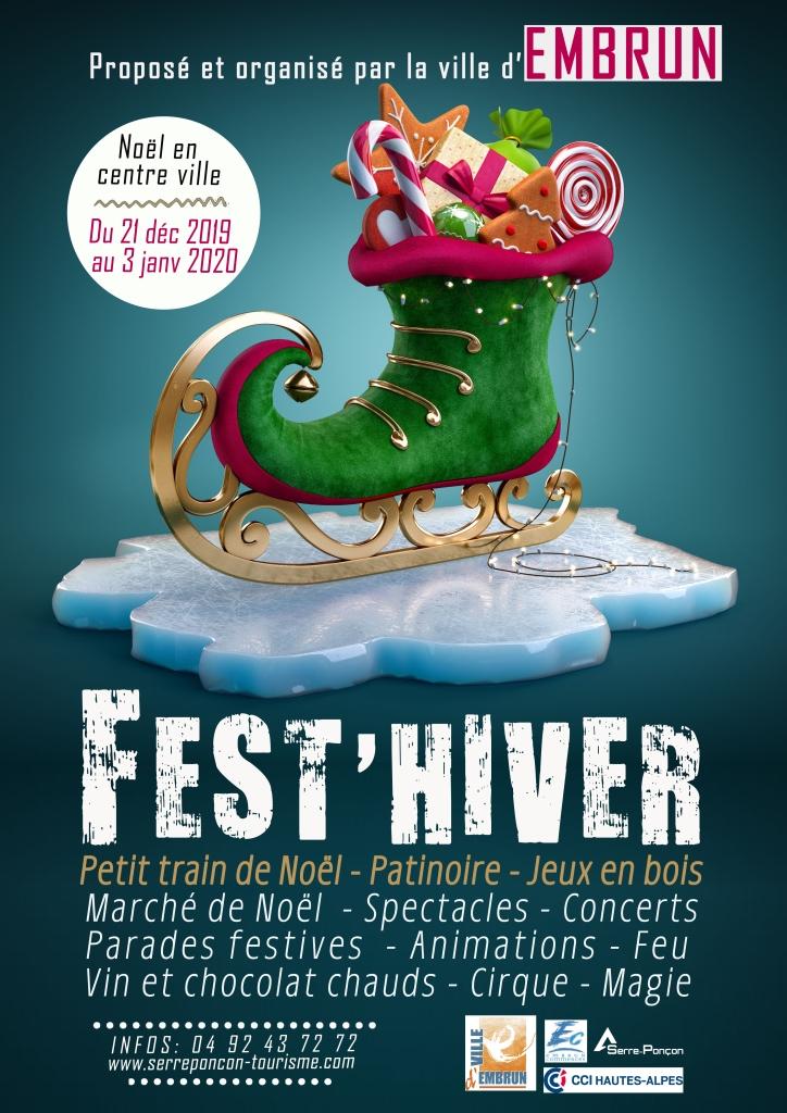 Fest'Hiver affiche