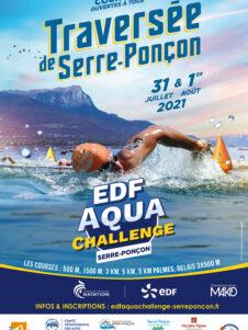 EDF Aqua Challenge Serre-Ponçon